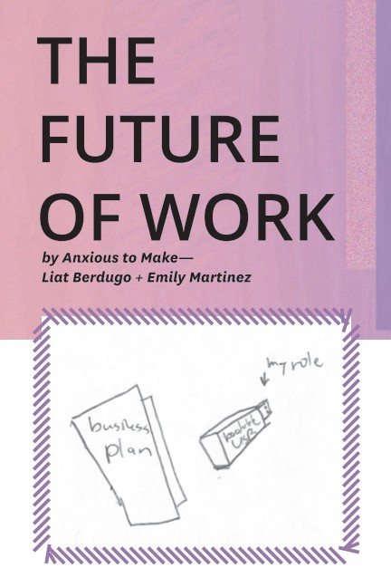 The Future of Work book cover